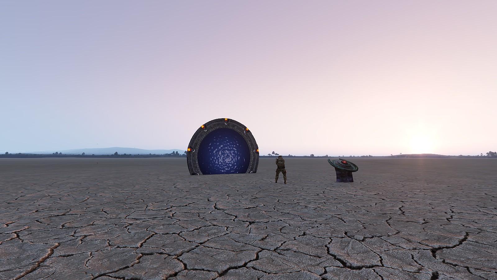 Stargate ARMA – Stargate Mods for ARMA 3